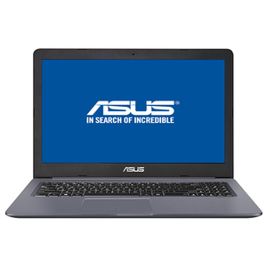 "Laptop ASUS N580GD-E4123, Intel Core i7-8750H pana la 4.1GHz, 15.6"" Full HD, 8GB, HDD 1TB + SSD 128GB, NVIDIA GeForce GTX 1050 4GB, Endless, Gri"