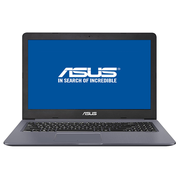 "Laptop ASUS N580GD-E4015, Intel Core i7-8750H pana la 4.1GHz, 15.6"" Full HD, 16GB, HDD 1TB + SSD 128GB, NVIDIA GeForce GTX 1050 4GB, Endless"