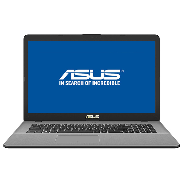 "Laptop ASUS VivoBook Pro N705UD-GC130, 17.3"" Full HD, Intel Core i7-8550U pana la 4.0GHz, 8GB, SSD 128GB + HDD 1TB, NVIDIA GeForce GTX 1050 4GB, Free Dos"
