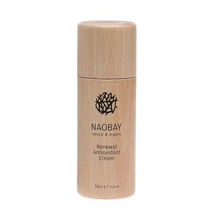 Crema de fata regeneranta cu ulei de argan NAOBAY, 50ml