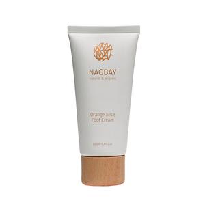 Crema hidratanta pentru picioare NAOBAY, cu Unt de Shea, 100ml