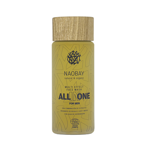 Lotiune de curatare faciala pentru barbati NAOBAY, 100ml