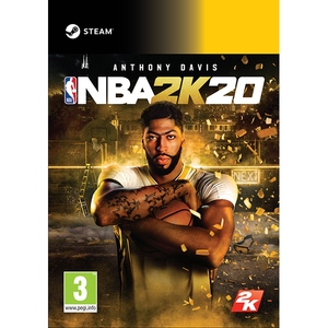 NBA 2K20 Digital Deluxe Edition PC (licenta electronica Steam)