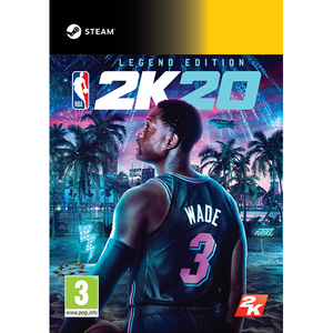 NBA 2K20 Legend Edition PC (licenta electronica Steam)