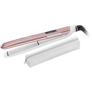 Placa de indreptat parul REMINGTON S9505 Rose Luxe, 235°C, alb-roz
