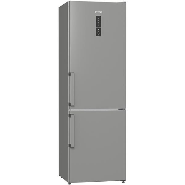 Combina frigorifica GORENJE NRK6191MX, NoFrost Plus, 307 l, H 185 cm, Clasa A+, inox