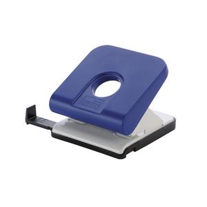 Perforator NOVUS Master, 25 coli, 2 perforatii, albastru