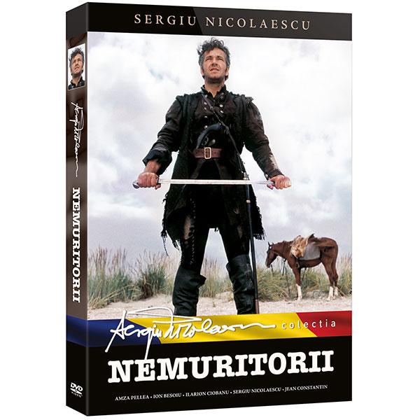 Nemuritorii Editie Speciala DVD