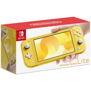 Consola portabila Nintendo Switch Lite, yellow