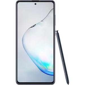 Telefon SAMSUNG Galaxy Note 10 Lite, 128GB, 6GB RAM, Dual SIM, Aura Black