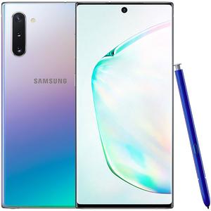 Telefon SAMSUNG Galaxy Note 10, 256GB, 8GB RAM, Dual SIM, Aura Glow