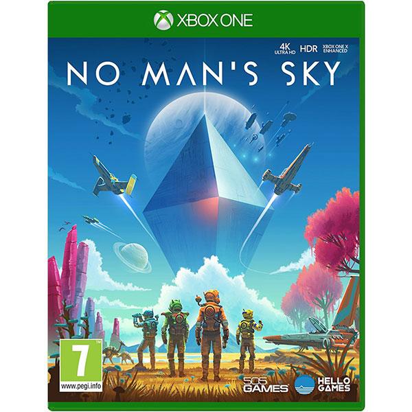 No Man's Sky Xbox One