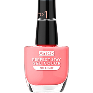 Lac de unghii ASTOR Perfect Stay Gel Color, 104 My Angel Face, 12ml