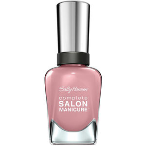 Lac de unghii SALLY HANSEN Complete Salon Manicure, 302 Rose to the occasion, 14.7ml