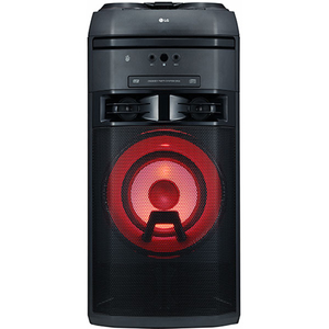 Sistem audio LG XBOOM OK55, 500W, Bluetooth, negru