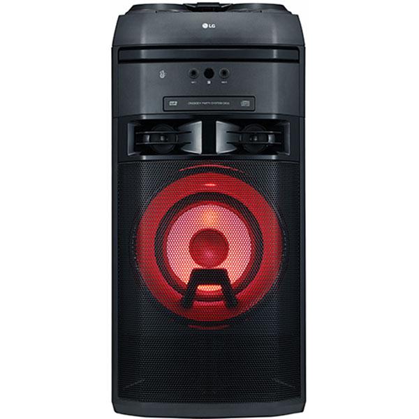Sistem audio LG XBOOM OK55, 500W, Bluetooth, negru