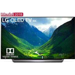 Televizor OLED Smart Ultra HD, WebOS AI, 195cm, LG 77C8PLA