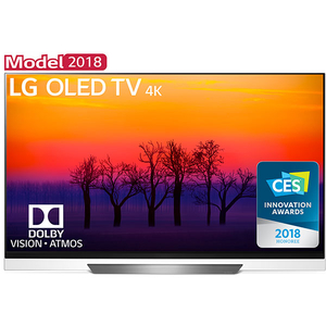 Televizor OLED Smart UHD 4K, WebOS AI, 164cm, LG OLED65E8PLA