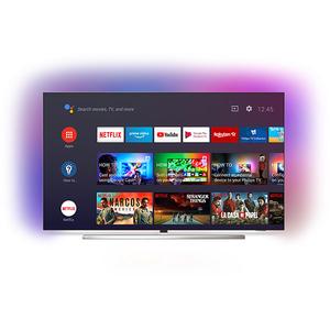 Televizor OLED Smart Ultra HD 4K, HDR, Ambilight, 139 cm, PHILIPS 55OLED854/12