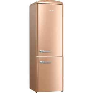 Combina frigorifica GORENJE ORK192CO, 322l, A++, cappuccino