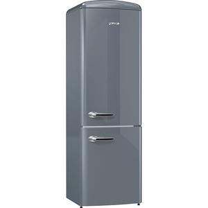 Combina frigorifica GORENJE ORK192X, 322l, A++, argintiu