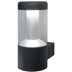 Aplica Exterior OSRAM Endura Lantern Modern, 11.5W, IP44, negru