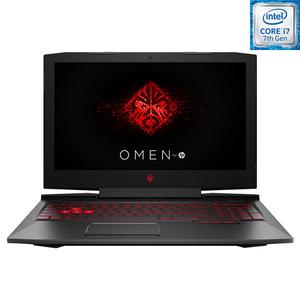 "Laptop Gaming Omen by HP 15-ce008nq, Procesor Intel® Core™ i7-7700HQ pana la 3.8GHz, 15.6"" Full HD, 8GB, 1TB, NVIDIA® GeForce® GTX 1050 2GB, Free Dos"