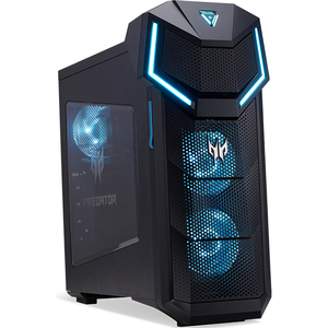 Sistem PC Gaming ACER Predator Orion 5000, Intel Core i5-8600K pana la 4.3GHz, 16GB, 2TB + SSD 256GB, NVIDIA GeForce RTX 2070, Windows 10 Home