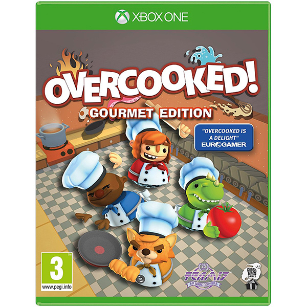 Overcooked: Gourmet Edition Xbox One