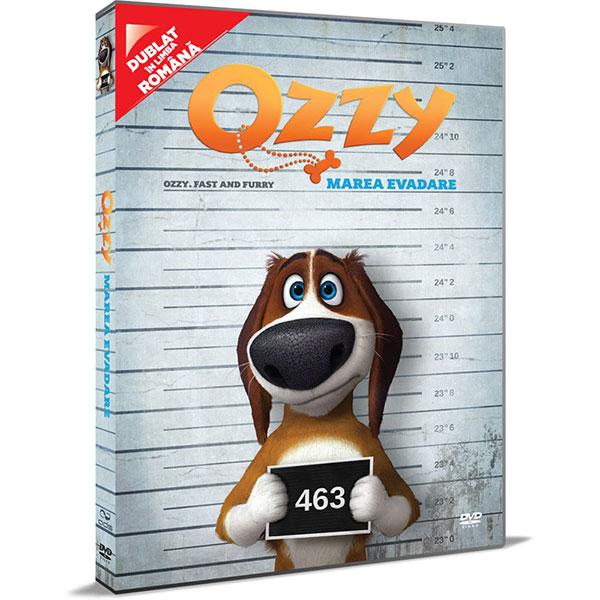 Ozzy: Marea Evadare DVD