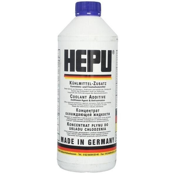 Antigel concentrat HEPU albastru G11 1.5L
