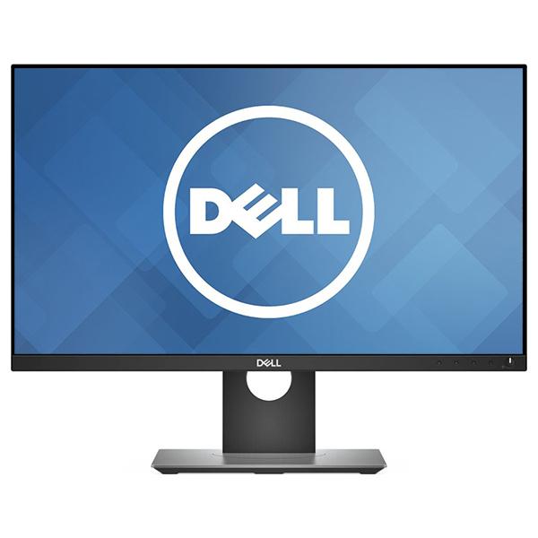 "Monitor LED IPS DELL P2418D, 23.8"", QHD, 60Hz, negru-gri"