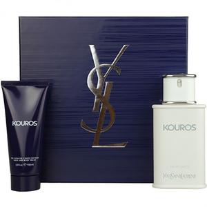 Set cadou YVES SAINT LAURENT Kouros: Apa de toaleta, 100ml + Gel de dus, 100ml