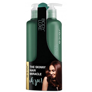 Pachet promo JOICO Body Luxe Volumizing: Sampon, 500ml + Balsam de par, 500ml