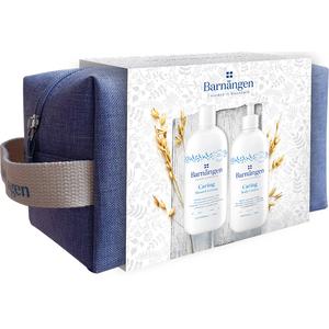 Set cadou BARNANGEN Caring: Crema de dus, 400ml + Lotoune de corp, 400ml