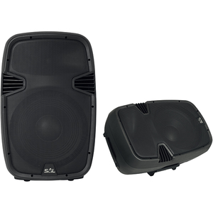 Boxa portabila activa SAL PAX 40PRO/A, Bluetooth, AUX IN, SD, USB, negru