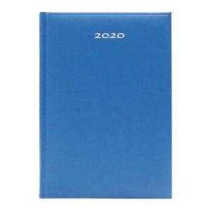 Agenda datata ARTIBEST 2020, A5, hartie offset alba, albastru