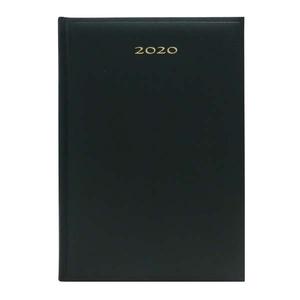 Agenda datata ARTIBEST 2020, A5, hartie offset alba, negru