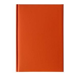 Agenda nedatata VOLUM 2020, A5, hartie alba, portocaliu