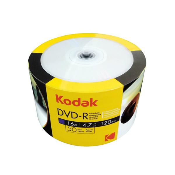 DVD-R KODAK PD100200, 16x, 4.7GB, 50 buc