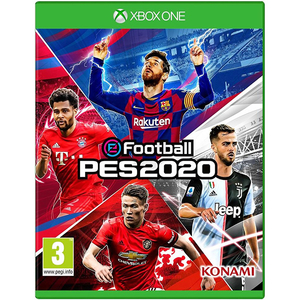 Pro Evolution Soccer 2020 Xbox One