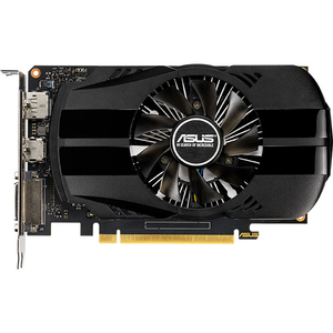 Placa video ASUS NVIDIA GeForce GTX 1650, 4GB GDDR5, 128bit, PH-GTX1650-O4G