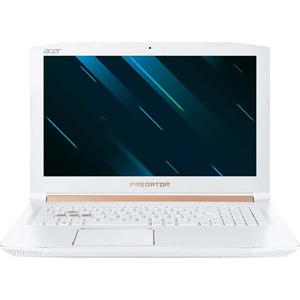 "Laptop ACER Predator Helios 300 PH315-51-73BP, Intel® Core™ i7-8750H pana la 4.1GHz, 15.6"" Full HD, 8GB, SSD 256GB, NVIDIA GeForce GTX 1060 6GB, Linux, alb"