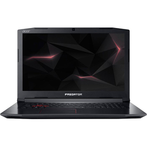 "Laptop ACER Predator Helios 300 PH317-52-74D2, Intel Core i7-8750H pana la 4.1GHz, 17.3"" Full HD, 8GB, SSD 256GB, NVIDIA GeForce GTX 1050 Ti 4GB, Linux"
