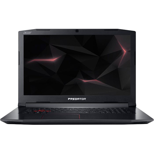 "Laptop ACER Predator Helios 300 PH317-52-74GE, Intel Core i7-8750H pana la 4.1GHz, 17.3"" Full HD, 8GB, 1TB, NVIDIA GeForce GTX 1060 6GB, Linux, Negru"