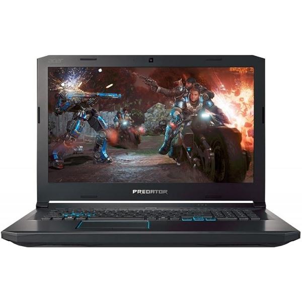 "Laptop ACER Predator Helios 500 PH517-51-7717, Intel® Core™ i7-8750H pana la 4.1GHz, 17.3"" IPS Full HD, 16GB, HDD 1TB + SSD 256GB, NVIDIA® GeForce® GTX 1070 8GB, Linux"