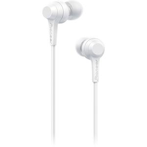 Casti PIONEER SE-C1T, Cu Fir, In-Ear, Microfon, alb
