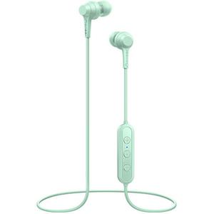 Casti PIONEER SE-C4BT, Bluetooth, In-Ear, Microfon, verde deschis