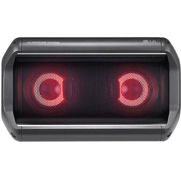 Boxa portabila LG XBOOM GO PK5, Bluetooth, Waterproof, negru