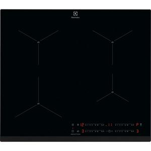 Plita incorporabila ELECTROLUX EIS62443, inductie, 4 zone de gatit, negru